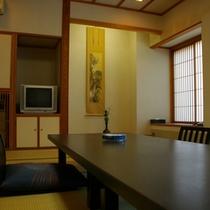新館2階:源氏蛍