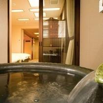 和洋室露天風呂
