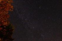満天の星空を満喫できます