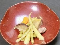 ネマガリ竹の子の煮物