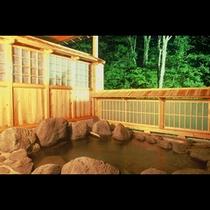 ◆大浴場 露天風呂(男湯)