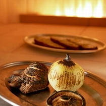 ◆石窯ダイニング-はなり-石窯(2)