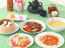 レギュラーディナー(中華)