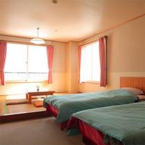 *【ペット可】眺めの良い和洋室一例