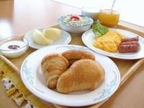 朝食 洋食例