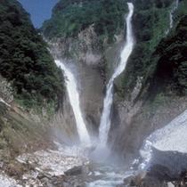 称名滝(アルペンルート)