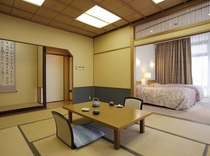 部屋 本館特別室(カトレア)1