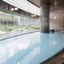天然軟水風呂