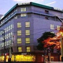 アパホテルネットワークのご紹介~アパホテル<札幌すすきの駅西>