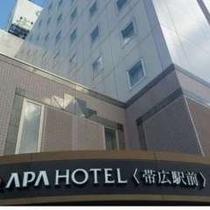 アパホテルネットワークのご紹介~アパホテル<帯広駅前>