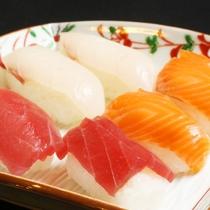 【夕食】握り寿司