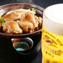 【夕食】ジンギスカン