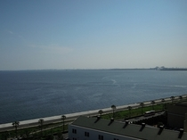 海側客室眺望イメージ2(一例)