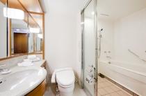 11階シェラトンクラブルーム バスルーム