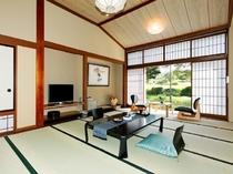 新装「12畳」の客室
