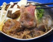 うまい!米沢牛のすき焼