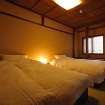 16畳+ベッドルームの客室