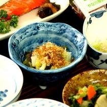 朝食(小鉢)