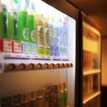 ◇自動販売機 2Fに設置しております☆彡(アルコール自販機もございます)