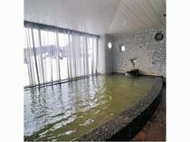 アルプスホテルの天然温泉