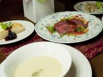 ご夕食(洋食)