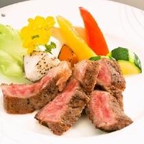 【春の強肴】福島牛ステーキ