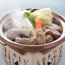 【会津料理】馬のもつ煮