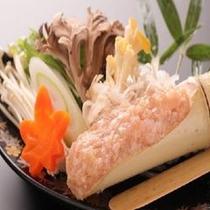 川俣シャモつみれ鍋