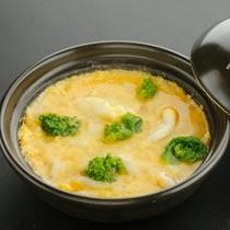 【早春の鍋物】白魚玉締め鍋