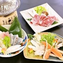 【冬の鍋物】お好みでお選び頂けます
