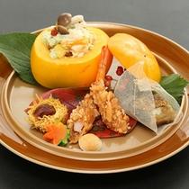 【前菜】秋の基本プラン