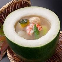 【冬瓜スープ】