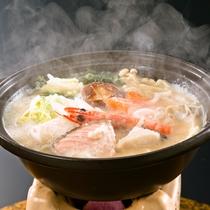 【冬の鍋物】海鮮の吟醸鍋
