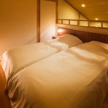 【和洋室】2階ベッドルームは9.72平米の広々とした空間