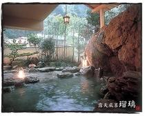 露天風呂(瑠璃)