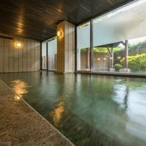 大浴場 アルカリ単純人工温泉