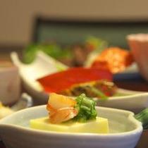 海老&玉子豆腐