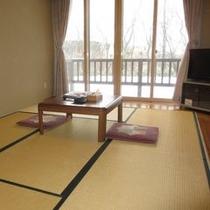 ゲストハウス和室