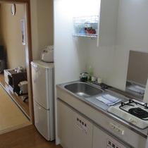 ゲストハウス和室 台所