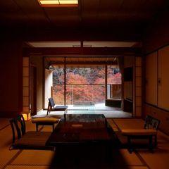 ☆憧れの露天風呂付きお部屋に泊まる♪☆クチコミ94点の会席料理&上質の温泉堪能プラン