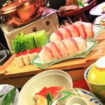 ■人気の金目鯛メイン料理