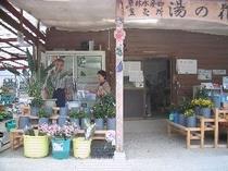 湯の花売店