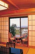 【和室】海側のお部屋です(一例)