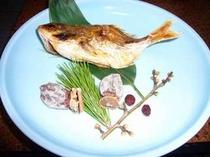 元旦の朝のお料理一例です。