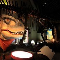 白山恐竜パーク白峰