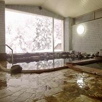 御前荘のお風呂