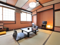 【リピーターさま1番人気のお部屋】本館和室8畳