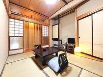 【松田屋旅館で1番予約の多いお部屋】和室6畳