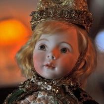 *【〜Poupee〜お人形】当館には沢山のフランス人形がございます。