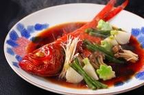 金目鯛の煮魚 一例